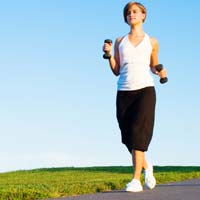 Weight-Enhanced Walking – Adding Pep to Your Routine