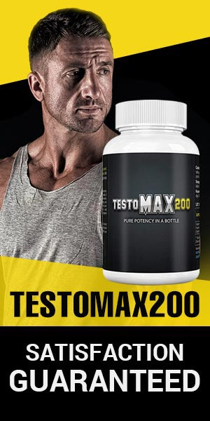 Testomax200 increase in libido